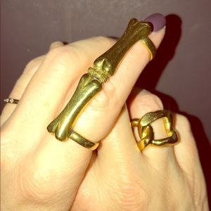 Jewelry - Mettle/Fair Trade Hinged Ring